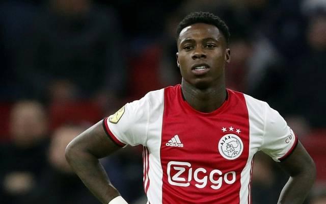 Quincy Promes von Ajax Amsterdam ist verhaftet worden