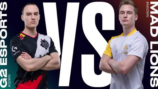 Am kommenden LEC-Spieltag erwartet die Fans das Top-Spiel zwischen G2 und den MAD Lions