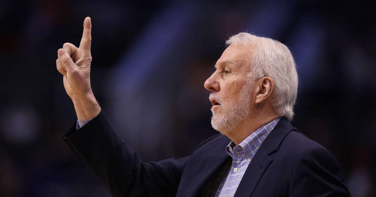 NBA: Gregg Popovich kritisiert Donald Trump nach Tod von George Floyd
