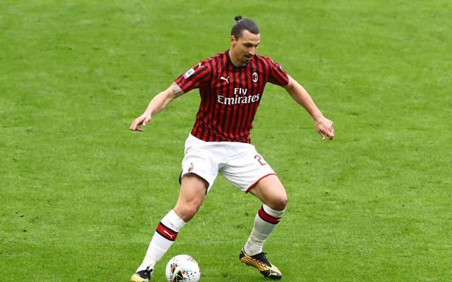 Zlatan Ibrahimovic droht eine längere Zwangspause