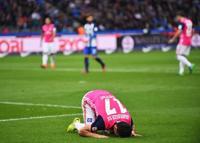 Seit dem 6. Spieltag hat der Hamburger SV die Rote Laterne inne - und das trotz neuen Coachs. Auch Bremen versucht es mit einem Trainerwechsel. Schalke wittert dagegen Morgenluft, Wolfsburg hinkt weiter den Erwartungen hinterher. Ingolstadt wird kämpfen müssen