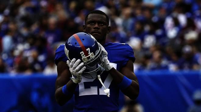 DeAndre Baker war im Draft 2019 von den New York Giants in der ersten Runde gepickt worden
