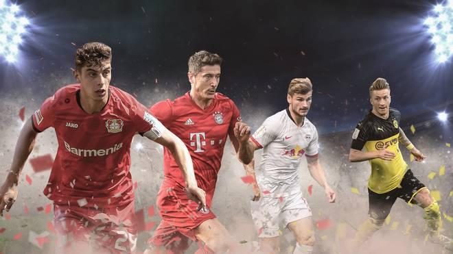 Bundesliga, 4. Spieltag: Die Aufstellungen mit Bayern, BVB, Leverkusen