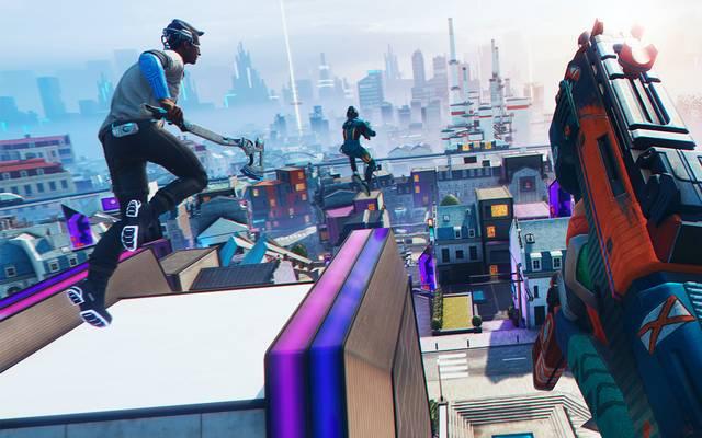 Mit Hyper Scape will Ubisoft seinen Teil vom Hart umkämpften Battle-Royale Kuchen