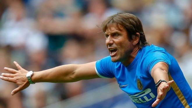 Steht vor dem Gewinn der Meisterschaft: Antonio Conte