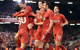 Der FC Liverpool gewinnt ein verrücktes Spiel
