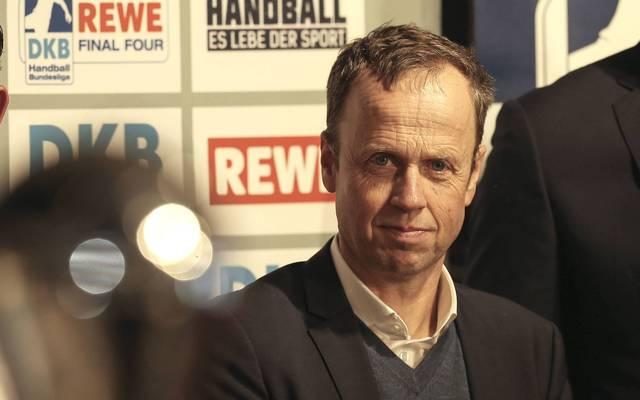 Für Handball-Boss Frank Bohmann muss es mit der HBL im Herbst zwingend weitergehen