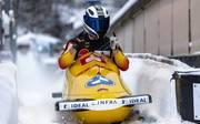 Wintersport / Bob