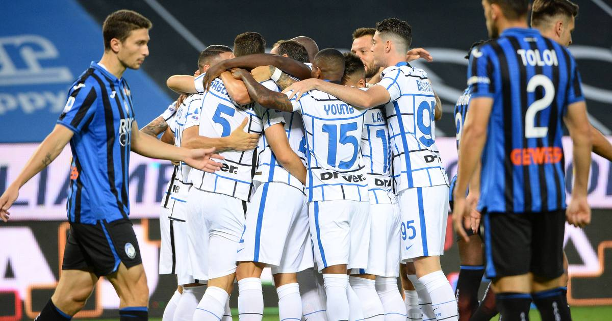 Photo of Serie A: Inter Mailand besiegt Atalanta Bergamo – Juventus verliert | SPORT1