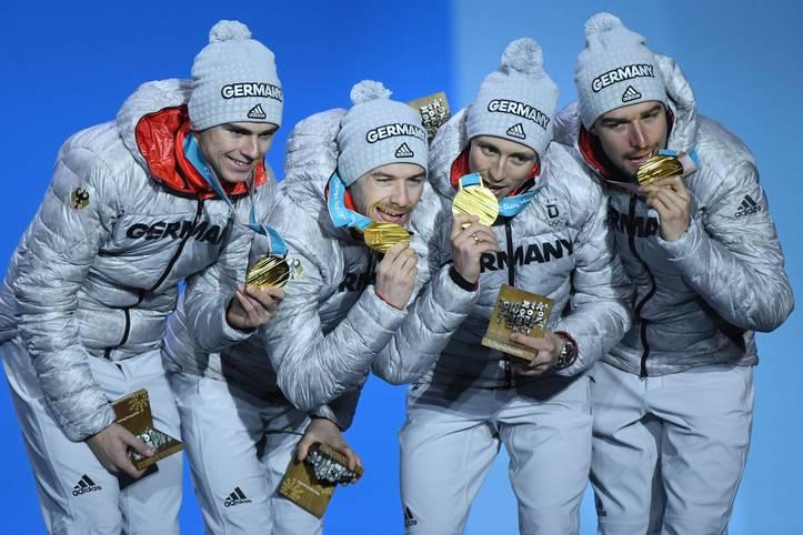 Deutsche Dominatoren, Sensationen, Historisches - die Olympischen Winterspiele 2018 in Pyeongchang schrieben tolle Geschichten. Allerdings war nicht alles Gold, was glänzt