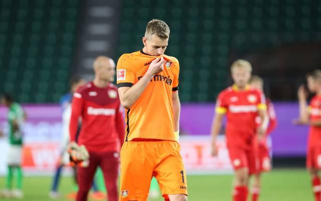 Lukas Hradecky bat nach Kai Havertz' Abschied um Geduld