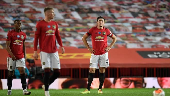 Manchester United kämpft weiter um die Champions League