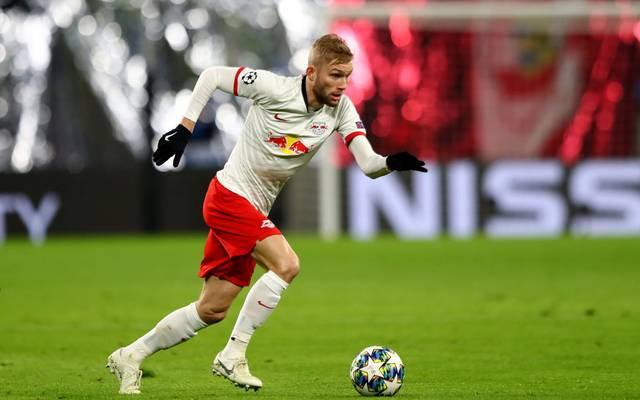 Konrad Laimer bleibt RB Leipzig treu
