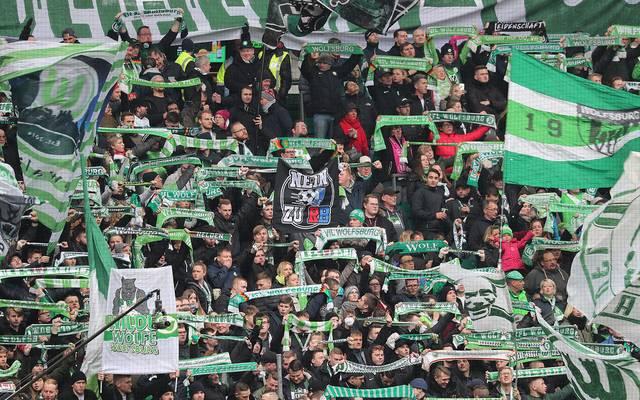 500 Wolfsburger Fans dürfen Sonntag vor Ort zuschauen