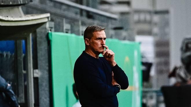 Seit 2016 ist Stefan Kuntz für die U21 des DFB verantwortlich