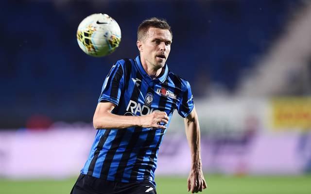 Atalantas Josip Ilicic stand in den letzten Spielen neben sich