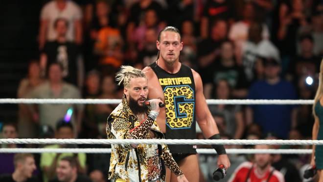 Enzo Amore und Big Cass waren bis 2017 Tag-Team-Partner bei WWE