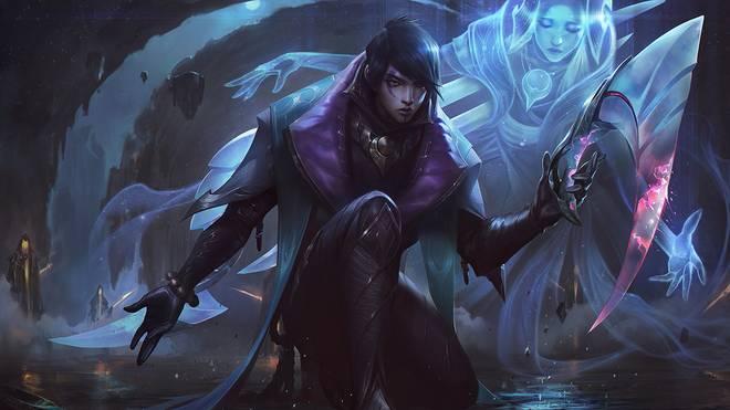 League of Legends: Aphelios und die Wissenschaft der fünf Waffen