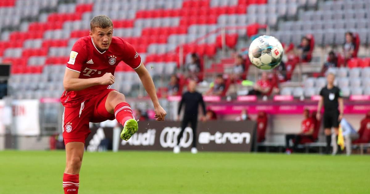 Photo of FC Bayern: Das wünscht Marco Rose Michael Cuisance nach Startelfdebüt | SPORT1