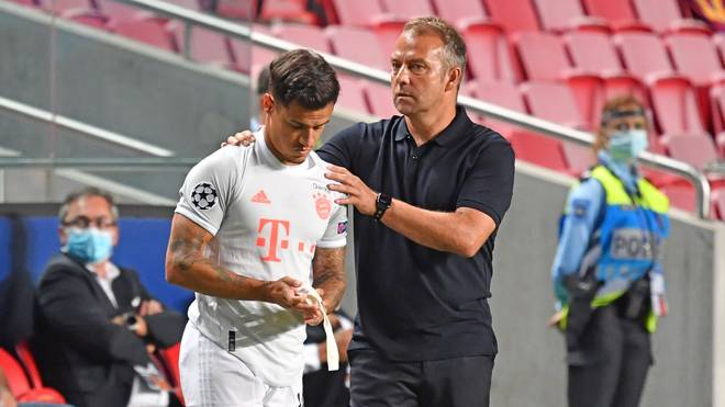 Philippe Coutinho wird den FC Bayern nach der Champions League verlassen