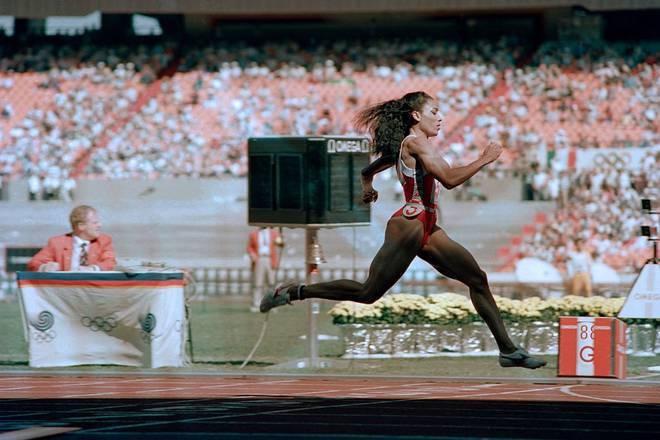 Der 1988 von Florence Griffith-Joyner aufgestellte Weltrekord über die 200 Meter hat bis heute Bestand