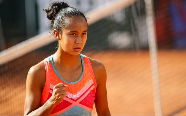Leylah Fernandez hat das Turnier in Mexiko gewonnen
