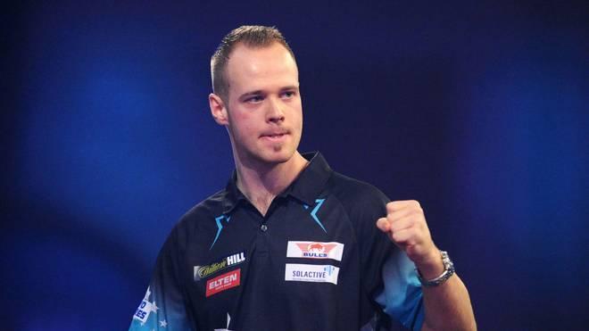 Max Hopp gewann drei seiner vier Gruppenspiele