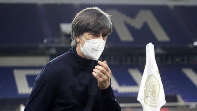Joachim Löw testet mit dem DFB-Team in Insbruck