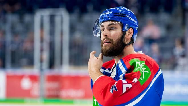 Matthias Plachta erzielte den Mannheimer Siegtreffer