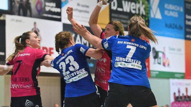 TuS Metzingen und Blomberg-Lippe könnten im Pokal-Finale aufeinandertreffen