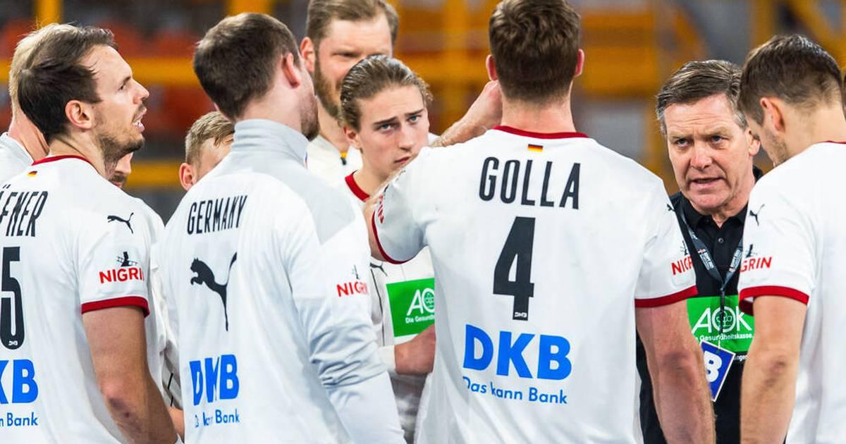 Handball-WM, Deutschland - Spanien: Juri Knorr als tragische Figur