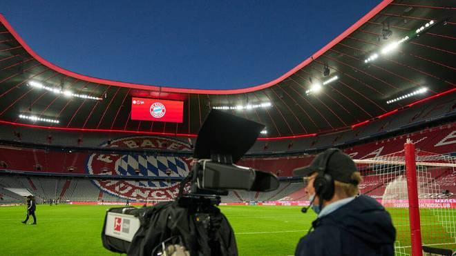 Die TV-Übertragung der Bundesliga-Spiele ist gesichert