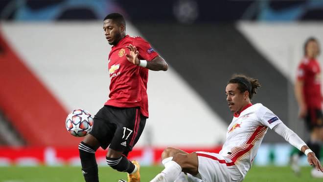 Leipzig spielt in der Champions League am letzten Spieltag gegen United