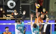 Volleyball / Playoffs Männer