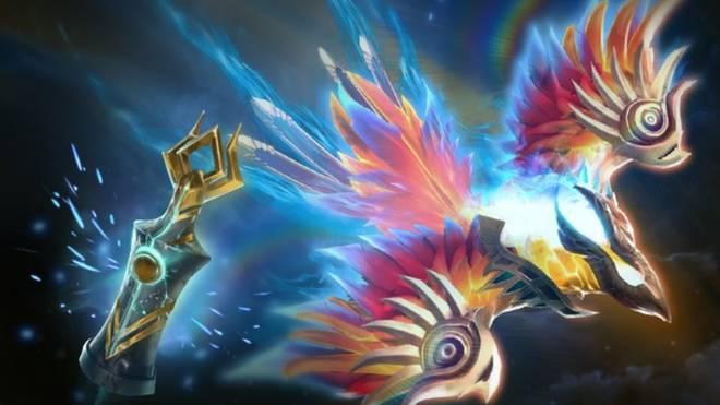 Neben der Verlängerung des Battle Pass 2020 wurde die Immortal Treasure III released.