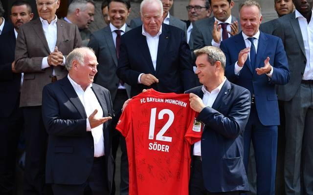 Markus Söder ist bayerischer Ministerpräsident