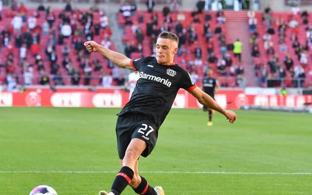 Florian Wirtz avanciert in der neuen Saison zum wichtigen Stammspieler bei Bayer Leverkusen