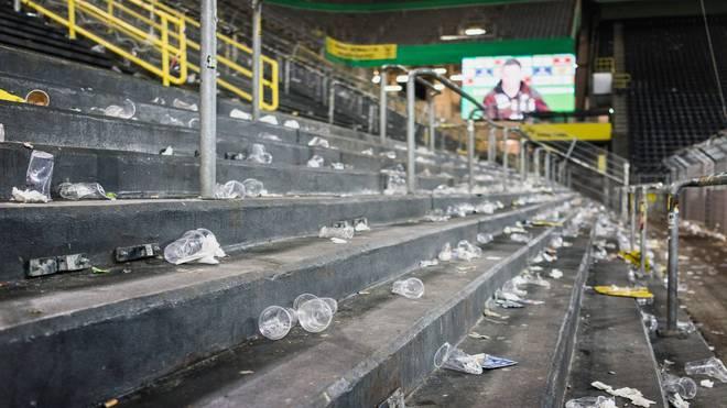 Bleiben die Stehplätze leer?