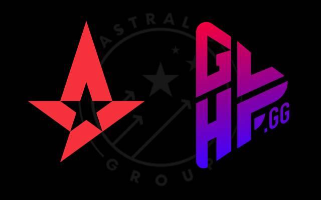 Astralis Group verkündet Partnerschaft mit der Plattform GLHF