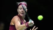 Kiki Bertens beim WTA Final
