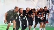Die Weltmeister 2014 feierten auf der Berliner Fanmeile