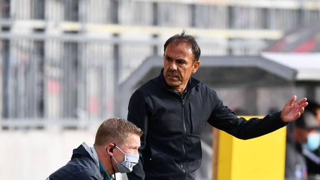 Jos Luhukay wechselte im vergangenen Sommer zum FC St. Pauli