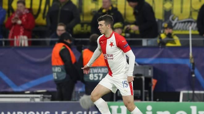 Ondrej Kudela wurde von der UEFA für zehn Spiele gesperrt