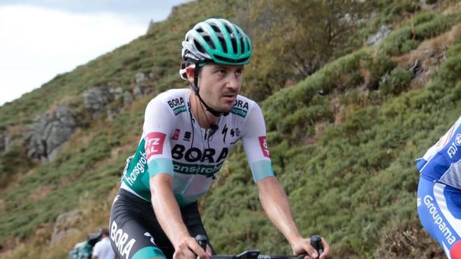 Emanuel Buchmann hatte bei der Tour de France 2020 mit den Folgen einer Verletzung zu kämpfen