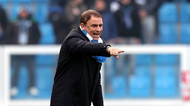 Leonardo Semplici führte SPAL Ferrara aus Dritten in die Erste Liga