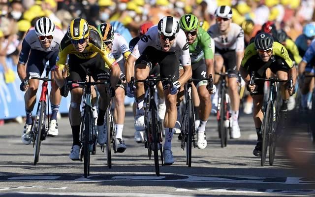 Die 11. Etappe der Tour de France verspricht, eine Sprint-Etappe zu werden