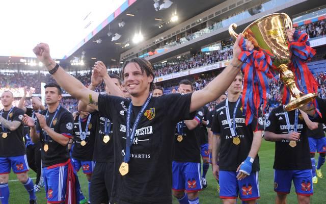 Vor seinem Wechsel zu Borussia Mönchengladbach spielte Yann Sommer in der Schweiz für seinen Jugendverein FC Basel