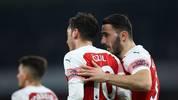 Sead Kolasinac und Mesut Özil reisen nicht mit nach Newcastle