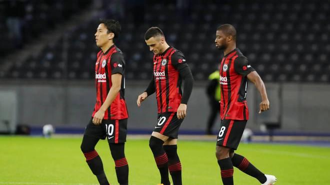 Eintracht Frankfurt muss gegen Hoffenheim wohl auf seine Fans verzichten