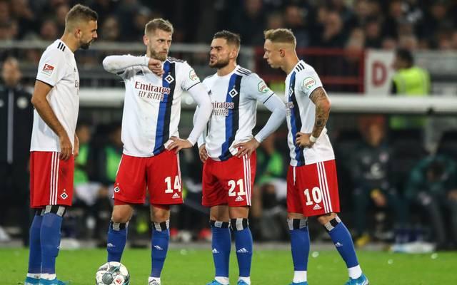 Der Hamburger SV braucht gegen Erzgebirge Aue drei Zähler